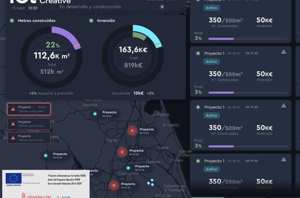 10tProjectManagement apuesta por cuadros de mandos con información en tiempo real para la toma de decisiones