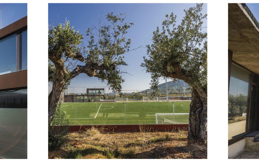 Caso de éxito: Centro deportivo de alto rendimiento para Soccer Inter-action