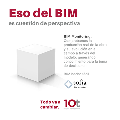 Ventajas del servicio BIM Monitoring
