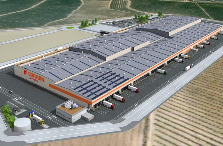"""Uno de nuestros proyectos exitosos, Consum """"Las Torres"""""""