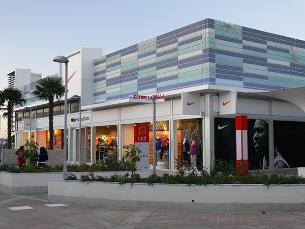 Caso de éxito, parque comercial Luz Shopping